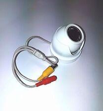 112RCB/S - Caméra Vidéo Surveillance Mini IR Dome 540TVL