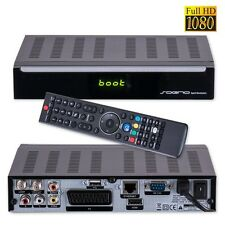SOGNO Spark Revolution Full HD Satellitenreceiver Linux Dualboot Funktion Enigma