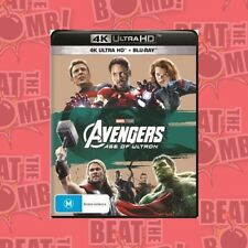 Avengers: Age of Ultron (4K UHD/Blu-ray)  - BLU-RAY - NEW Region B