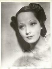 ALLURING MERLE OBERON HOLLYWOOD GLAMOUR PORTRAIT STILL #13