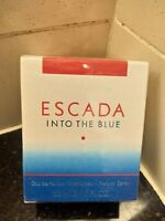 Escada Into the Blue 1 fl oz / 30 ml Eau de Parfum EDP Sealed.New in Box. Rare