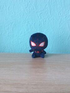 Funko Mystery Minis Spiderman Plush Miles Morales 1/6 Series 1