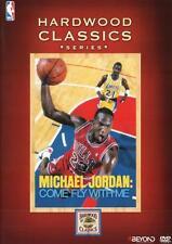 NBA Hardwood Classics: Michael Jordan Come Fly With Me * NEW DVD *