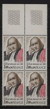 U10* Timbres France Neuf**MNH TBE 1978 (n°1990A) Bloc de 4+BDF (CLAUDE BERNARD)