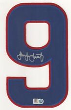 JAKE ARRIETA Signed Chicago Cubs Jersey # NUMBER MLB COA AUTOGRAPH MAJESTIC MENS