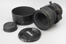 Nikon PC-E Micro Nikkor 85mm f/2.8 f2.8 D Auto Focus Shift Lens, Tilt-Shift Lens