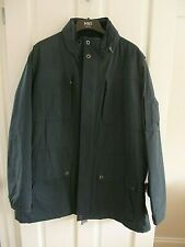 "MARKS & SPENCER MENS STORMWEAR JACKET NAVY SIZE XXX LARGE 50-52"" CHEST"