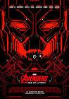 Avengers Age of Ultron III A1 High Quality Canvas Art Print