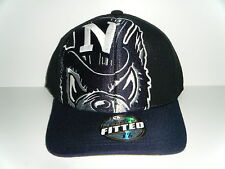 new product eb050 63c25 NEVADA WOLF PACK NCAA FITTED Size 7 1 2 HAT NEW CAP BY ZEPHYR