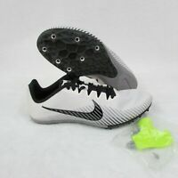 Nike Racing Zoom Rival Women's Platinum Track Spike Cleats AH1021-001