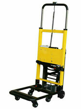 Electric Folding Stair Climbing   Hand Truck Cart Dolly 440lb. Max Load