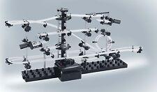 Level 2 Space Rail 10 m Perpetual Rollercoaster Marble Run Coaster Fast Dispatch