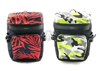 Michael Kors Mens Kent Cycling Nylon Large Camo Backpack Bag