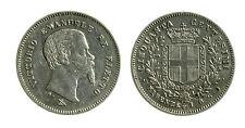 pcc1839_2) Savoia Vittorio Emanuele II Re Eletto (1859-1861) - 50 Cent 1860 FI
