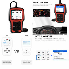 ANCEL AD410 OBD II Vehicle Check Engine Light Scan Tool Automotive Code Reader A