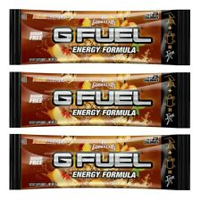 G Fuel Energy Formula Lirik's Peach Iced Tea 1 Single Serving Packet Gfuel Gamma