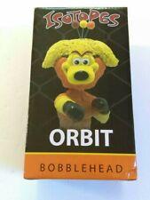 Albuquerque Isotopes Basesball Mascot Orbit Bobblehead MMA 2019 Original Box