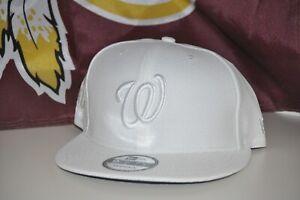 NWT Washington Nationals New Era 9Fifty Snapback 2018 All-Star Game Hat
