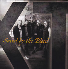 XT - SAVED BY THE BLOOD (CD,2017) Leviticus, Jerusalem, Modest Attraction, Metal