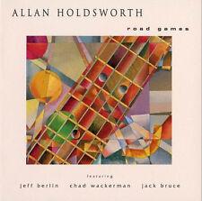 Allan Holdsworth - Road Games CD SEALED NEW / OOP RARE Globe Music Media Arts