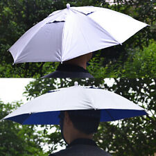 1PC Foldable Headwear Umbrella Hats Hands Free for Fishing Outdoor Sport Hat  Fs