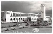 CALI, COLOMBIA ~ HIPPODROME & SURROUNDINGS, REAL PHOTO PC ~ c 1950's
