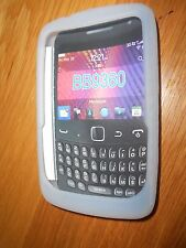 BLACKBERRY CURVE 9360 9370 9350 SILICONE CASE GEL RUBBER