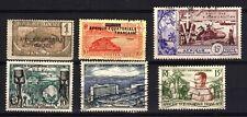096 - timbres Afrique Equatoriale Française