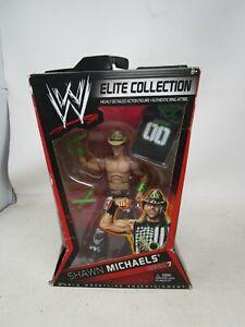 2010 Mattel WWE Elite Collection  *SHAWN MICHAELS*  (NOS)  SERIES 7  DX
