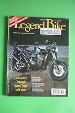 LEGEND BIKE 17/1993 MOTO GUZZI ASTORE 500 FAINI BMW RF 650 TAURA 500 SIDECAR