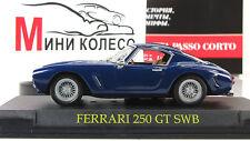 1/43 Ferrari SWB 250 GTB W/O BUMPERS Ferrari Collection De Fabbri Altaya IXO