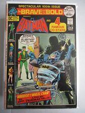 Brave & the Bold Vol. 1 (1955-1983) #100 VF-