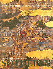 Sotheby's Japanese & Korean Works of Art Auction Catalog 2000