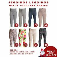 Girls Toddlers Baby Leggings Jeggings 0-4 Years More Than 50% Off! [DT-20]