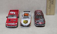 NASCAR Kasey Kahne & Jason Keller & Dale Jarrett Die Cast Cars Lot of 3