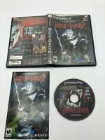 Sony PlayStation 2 PS2 CIB Tested Complete Blood Omen 2 Ships Fast