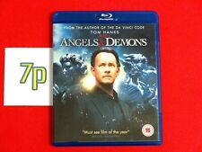 Angels And Demons (BLU-RAY) ✔️ VGC