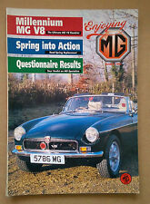 Enjoying MG. Volume 18 Number 3. March 1998 issue