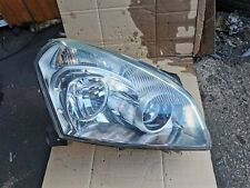 NISSAN Qashqai 2007-2010 headlight driver SIDE