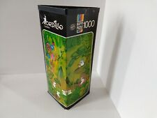 Heye Jigsaw Puzzle Mordillo Il Paradiso 1000 Pieces Complete with Poster