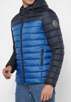 ONLY & SONS Giubbotto Jacket Giacca Uomo Bicolore Cento Grammi OFFERTA TG L