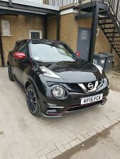 Nissan Juke 1.6 dig-t turbo nismo rs 2015 recaro version black