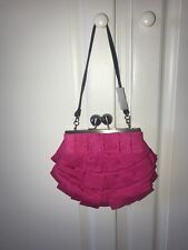 Boden Pink clutch Bag New With Tags