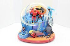 Disney Snow Globe The Incredibles