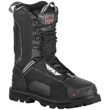 2020 Fly Racing Boulder Snow Cold Weather Snowmobile Riding Boots