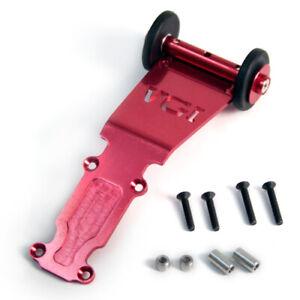 Traxxas E-Revo 1:16 Alloy Wheelie Bar, Red by Atomik RC - Replaces TRX 7184