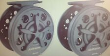 FISHING FLY REELS OKUMA AIRFRAME REELS FOR GAME / TROUT FISHING X 2 4/6 OR 7/9