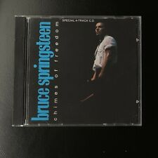 Chimes Of Freedom, Bruce Springsteen ♫ CD 1987 LIVE, ACOUSTIC, CANADA CEPK-44445