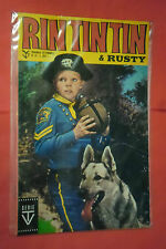 RINTINTIN E RUSTY- ALBO - N°15 - SERIE TV - DEL 1977 -ED.CENISIO- (rin tin tin)