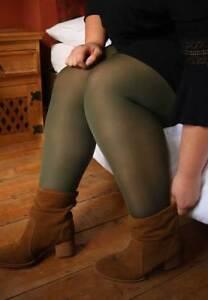 All Woman Plus-Size XXXL Extra Large 50 Denier Tights Choice 10 Colours UK 20-36